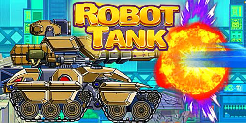 Robot Tank: Design and build a fighting machine and send it